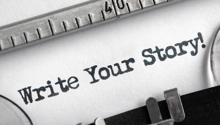 commencer une histoire