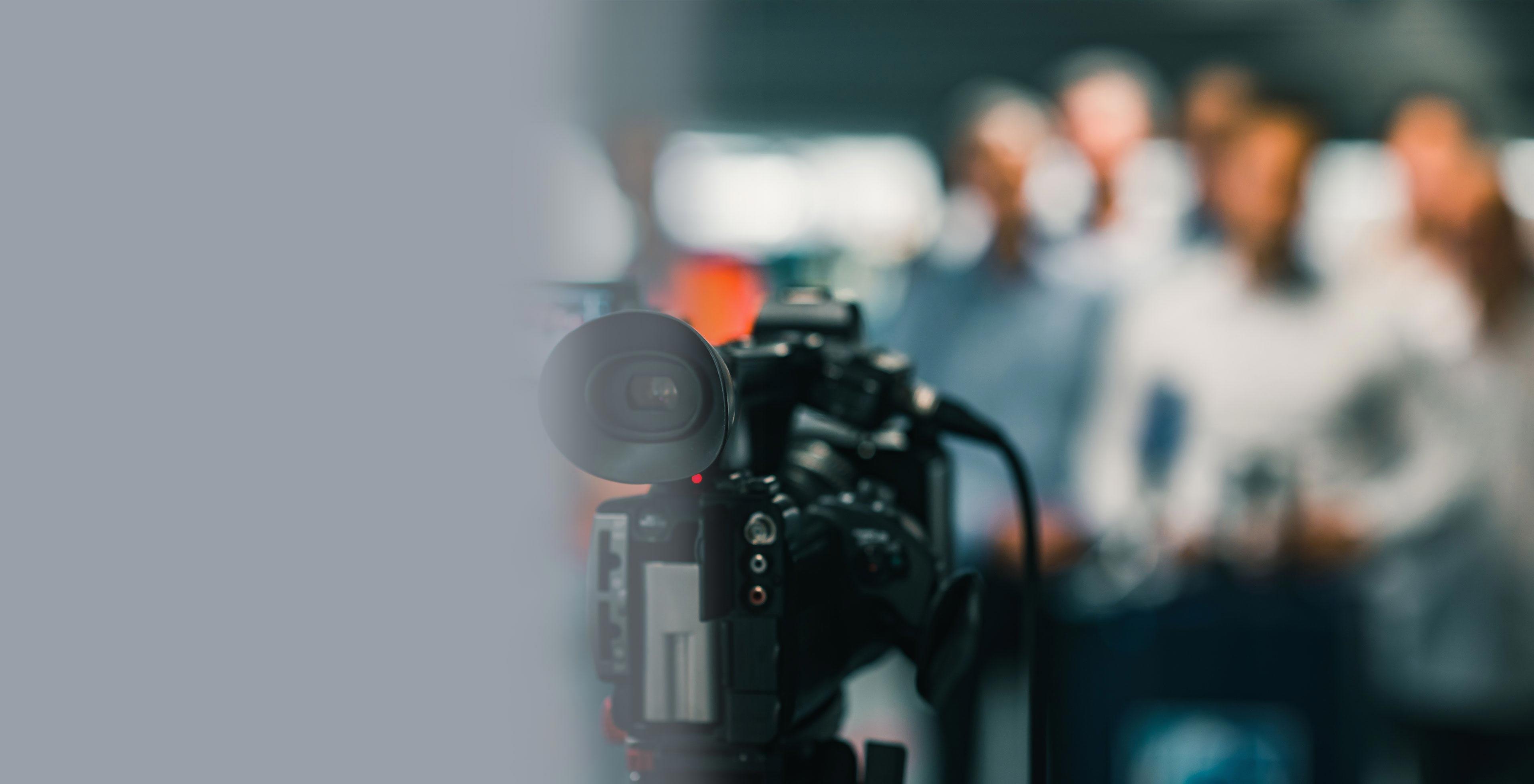 Réalisation vidéo, et facebook live